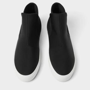 Zara Men's Stretch Ankle Boot